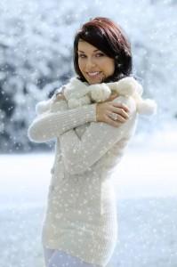 Der Angora Pullover: Kuschelig, warm und sexy